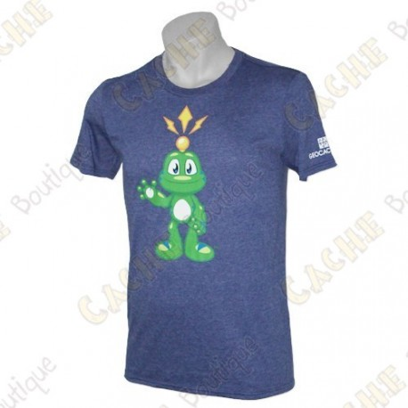 "T-Shirt ""Signal the Frog®"" - Azul"