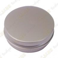 """Cache """"Tin"""" magnético - Círculo 6.5 cm"""