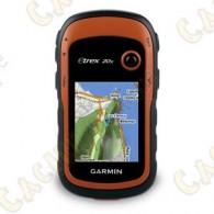 GPS Garmin eTrex® 20x - Topo Active Ouest Europe
