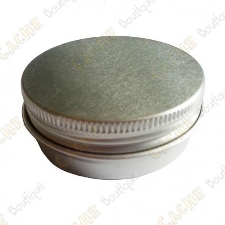 "Cache ""Tin"" magnétique - Ronde 4,5 cm"