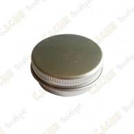 """Cache """"Tin"""" magnético - Círculo 2,5 cm"""