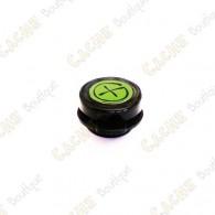 "Micro container ""Pastille"" magnétique - 2,0 cm"