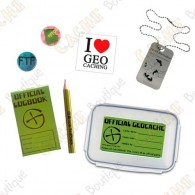 Kit Geo - X-Small