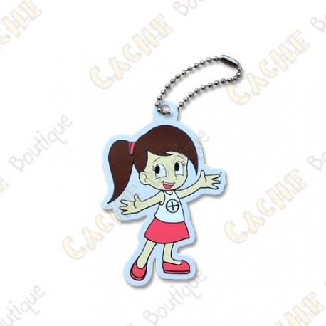 "Traveler ""Cachin Girl"""