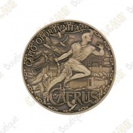 "Geocoin ""Greek Gods"" 6 - Caerus"