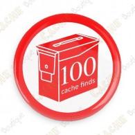 Geo Score Chappa - 100 Finds