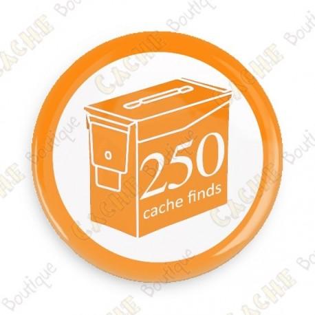 Geo Score Crachá - 250 finds