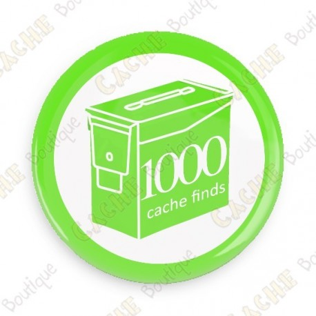 Geo Score Chappa - 1000 finds