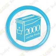 Geo Score Chappa - 2000 finds