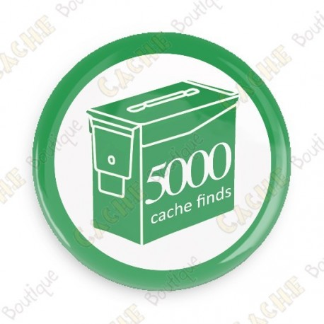 Geo Score Chappa - 5000 finds