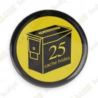 Geo Score Badge - 25 Hides
