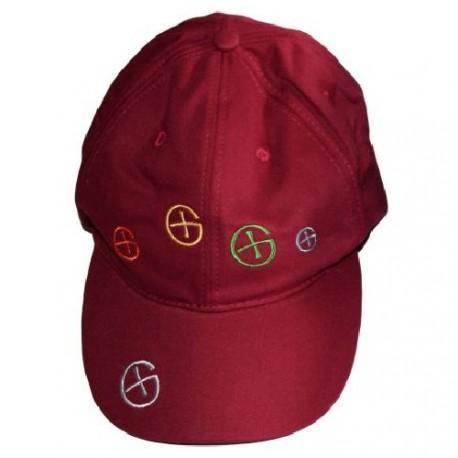 "Gorra ""Color Logo"" - Rojo"
