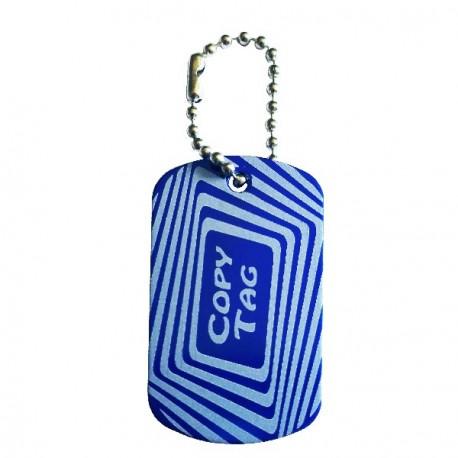 Copy Tag - Double tag - Azul
