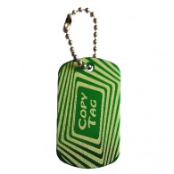 Copy Tag - Traveler de secours - Vert