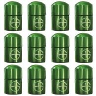 "Nano Cache magnética ""Geo"" x 12 - Verde"
