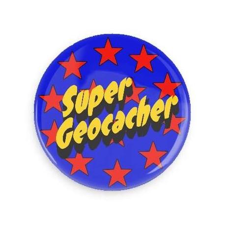 Badge Super Geocacher