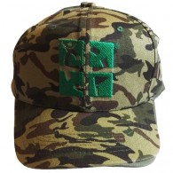 Casquette logo Geocaching - Camouflage