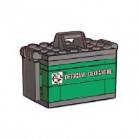 "Géocoin ""Ammo Can Brick"""