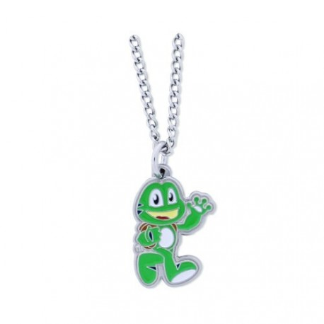 "Geocoin Collar ""Signal the frog"""