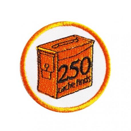Geo Score Parche - 250 Finds