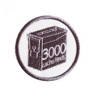 Geo Score Parche - 3000 Finds