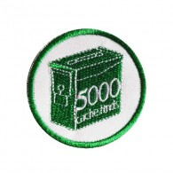 Geo Score Patch - 5000 Finds
