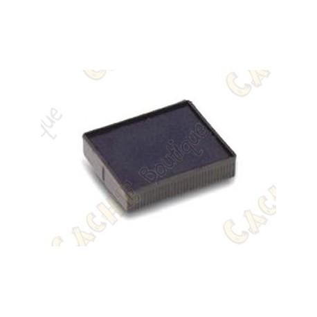 Cassette d'encrage pour tampon carré 20mm
