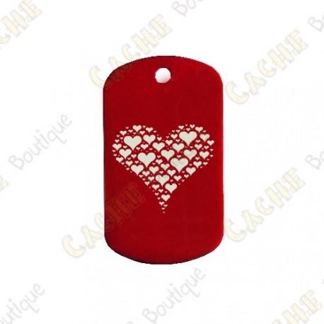 """Traveler """"Full of Love"""" - Rojo"""