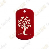 "Traveler ""Heart Tree"" - Rojo"