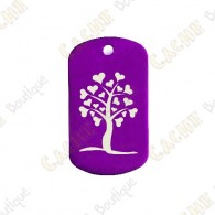"Traveler ""Heart Tree"" - Roxo"