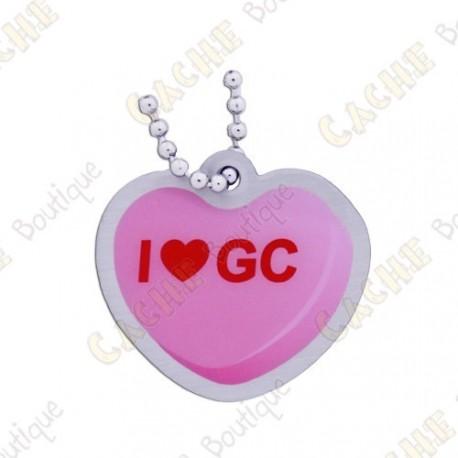 """Traveler """"I love GC"""" - Rose"""