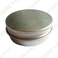 """Cache """"Tin"""" magnético - Círculo 5 cm plana"""