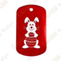 "Traveler ""Easter Bunny"" - Rojo"