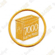 Geo Score Parche - 7000 Finds