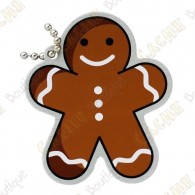 "Traveler ""Gingerbread Man"""