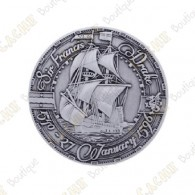 "Geocoin ""Pirate's Day"""