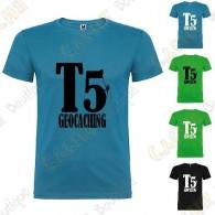 """T-shirt """"T5"""" Homem"""