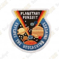 "Parche ""Planetary Poursuit"""