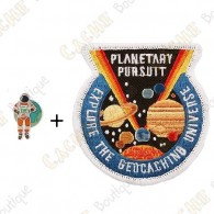 """Micro Coin """"Planetary Pursuit"""""""