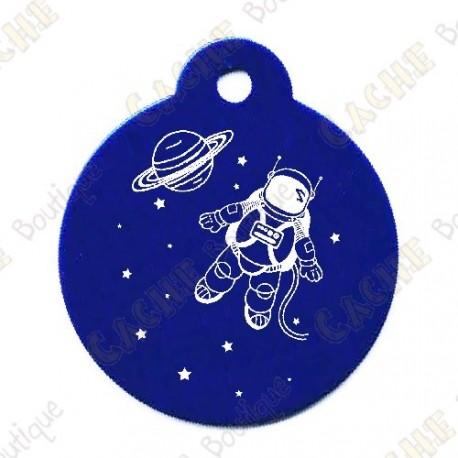 "Traveler ronda ""Planet Exploration"" - Azul"