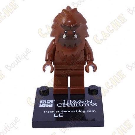 Personnage LEGO™ trackable - Hidden Creatures Bigfoot
