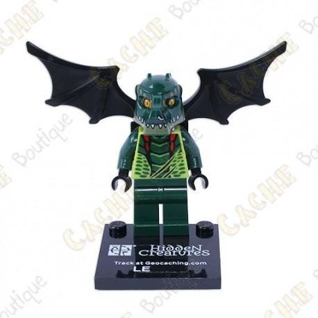 Figura LEGO™ trackable - Hidden Creatures Dragon