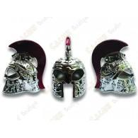 """Géocoin """"Casque Romain"""" 3D - Imperial Italic Centurio Warrior"""