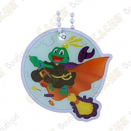 Traveler Signal the frog - Halloween