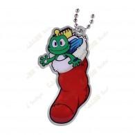 """Traveler Signal the frog """"Chaussette de Noël"""""""