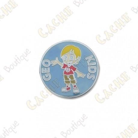 "Micro Coin ""Geo Kids"" - Boy"