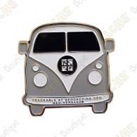 "Géocoin ""VW Van"" - Cinza"