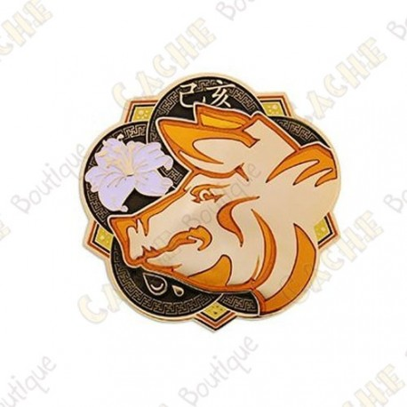 "Geocoin ""Year of the Pig"""