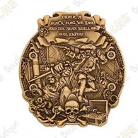 "Geocoin ""Pirates of Buccaneer Bay """