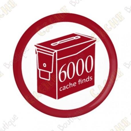 Geo Score Chappa - 6000 finds